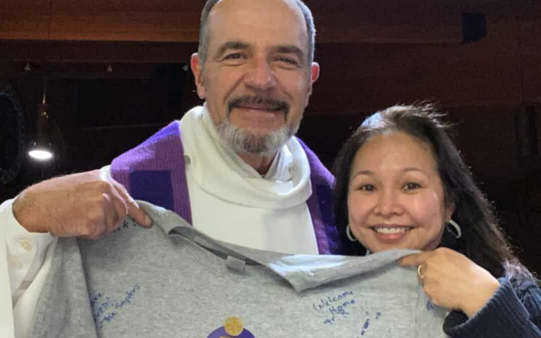 Special Thanks to a Courageous Priest: Fr. Ted Rothrock