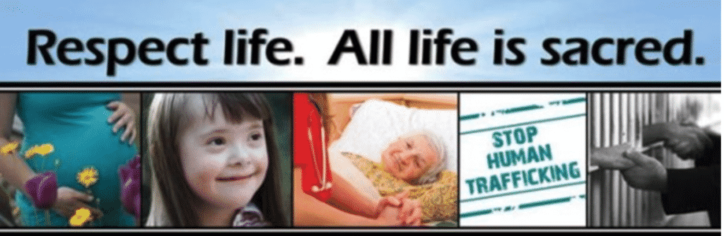 Respect Life Month – October 2020