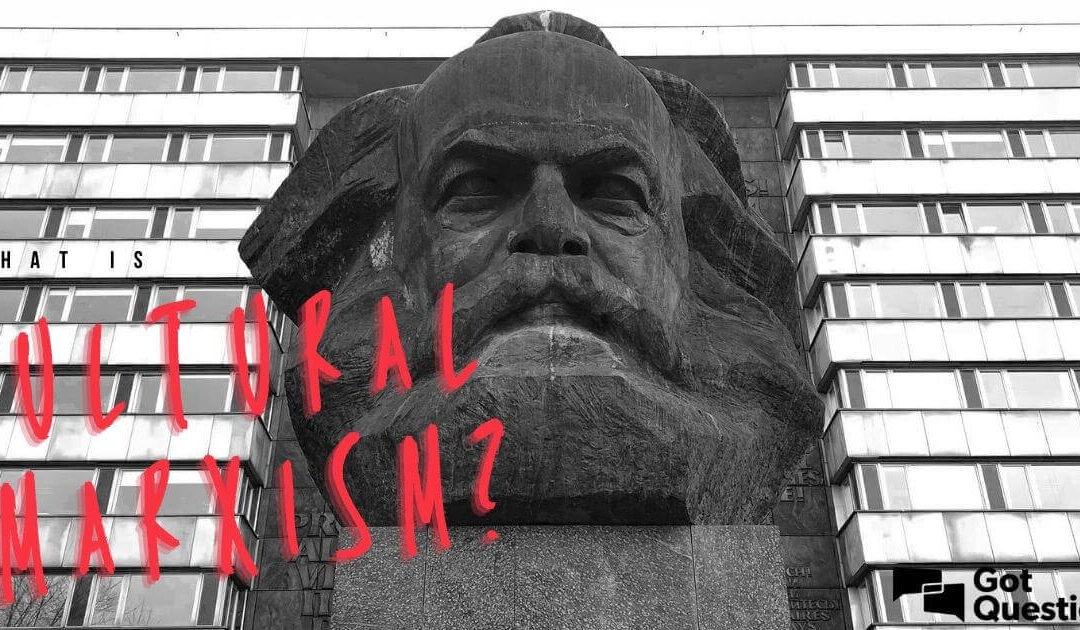 Cultural Marxism: Death of Man (Video)