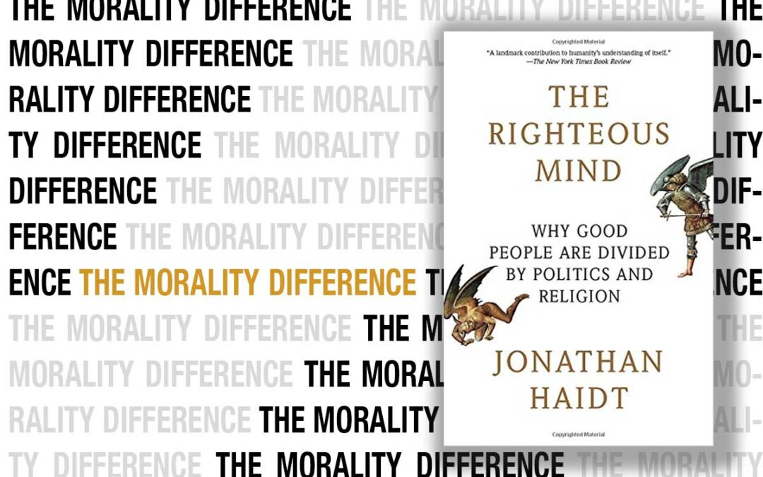 The Morality Difference