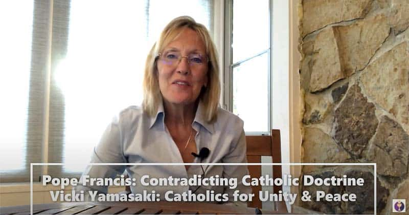 Pope Francis' Contradictions to Catholic Doctrine (Video)