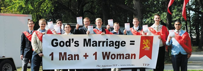 Traditional Marriage Rosary Rally Crusade (Photo Gallery)