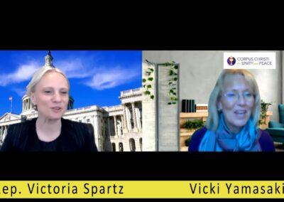 U.S. Rep. Victoria Spartz Interview March 2021