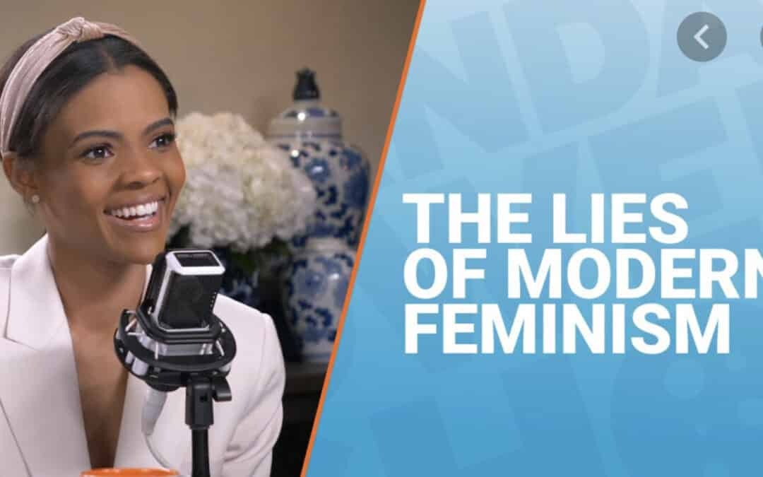 The Candace Owens Show: The Lies of Modern Feminism (Video)