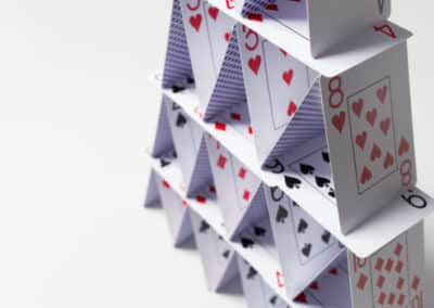 Is the Catholic Church a House of Cards?
