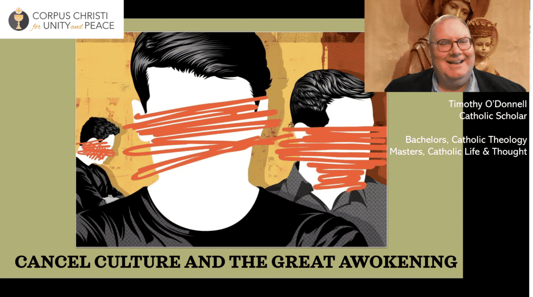 Cancel Culture and the Great Awokening (Video)