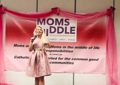 Moms in the Middle Night Out with Chéri Ballinger